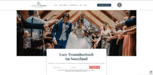 Sauerland Wedding Relaunch