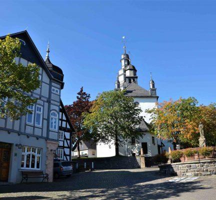 Marktplatz-Hallenberg