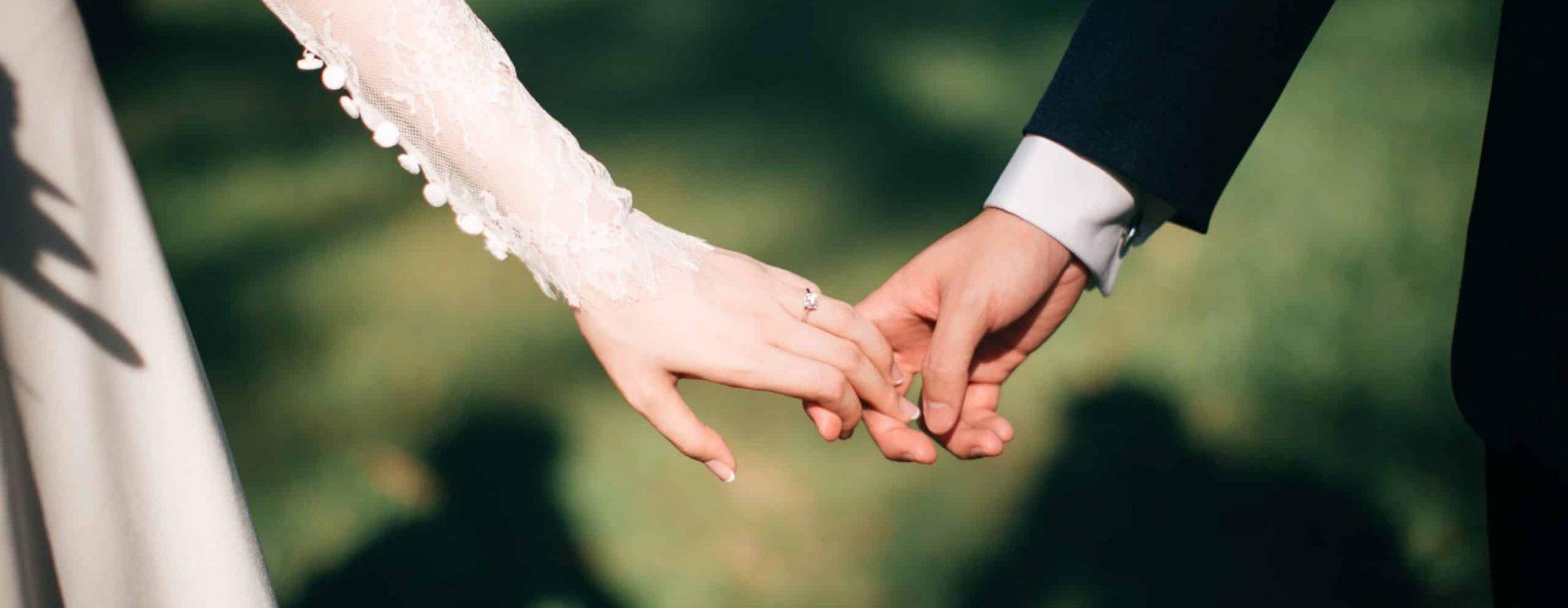 Sauerland Wedding Couple