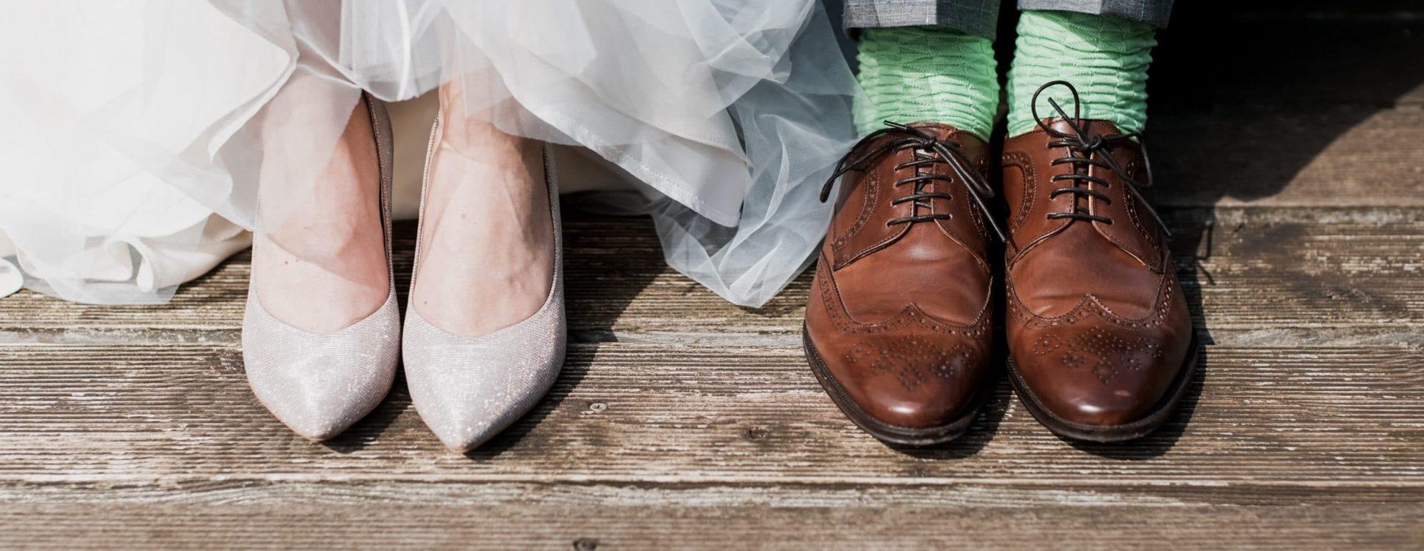 Sauerland Wedding-Braut und Bräutigam